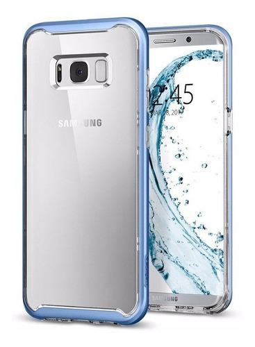 Capa Spigen Neo Hybrid Crystal Para Galaxy S8 Plus Original