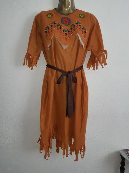 Disfraz De Pocahontas Unitalla