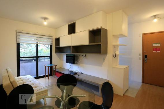 Apartamento Para Aluguel - Brooklin, 2 Quartos, 64 - 893116022