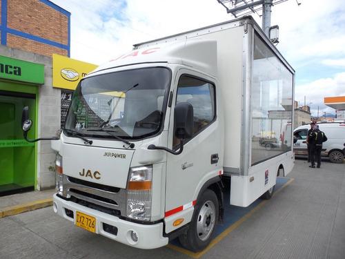 Camion Furgon Jac Jkr Hfc1040kn