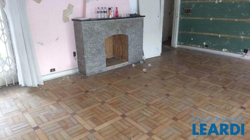 Imagem 1 de 4 de Casa Assobradada - Moema Pássaros  - Sp - 510549