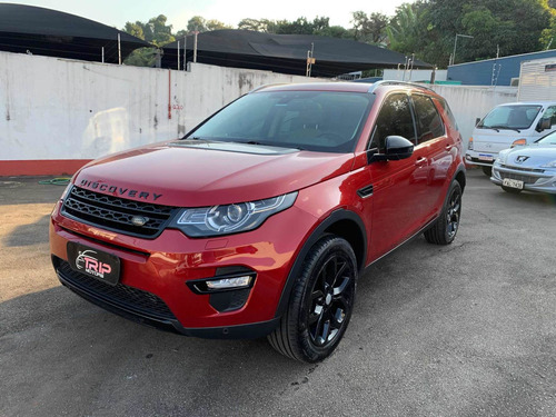 Land Rover Discovery Sport 2016 2.0 Si4 Hse Luxury 5p