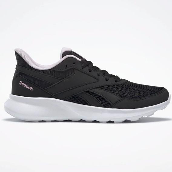 Zapatillas Reebok Quick Motion W Negro/rosa
