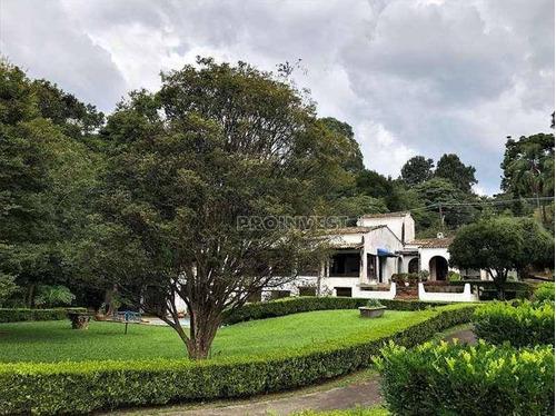 Casa Com 4 Dormitórios À Venda, 800 M² Por R$ 1.500.000,00 - Granja Viana - Cotia/sp - Ca16931