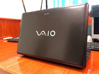 Laptop Computadora Portátil Sony Vaio Vpceb15fm Pcg-71312l