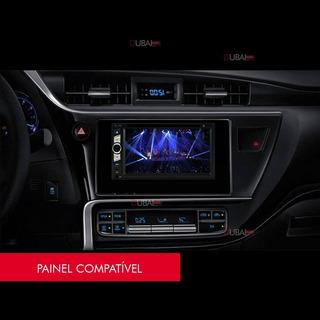 Central Multimídia Dvd Corolla 2018 2019 Gli Plug Original