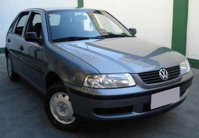 Volkswagen Gol 1.0 City 8v Gasolina 4p Manual 2004 Cod.0011