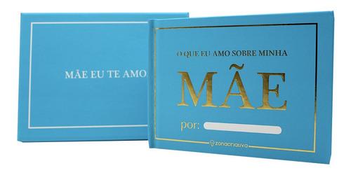 Livro De Completar Mãe Zc 10071330