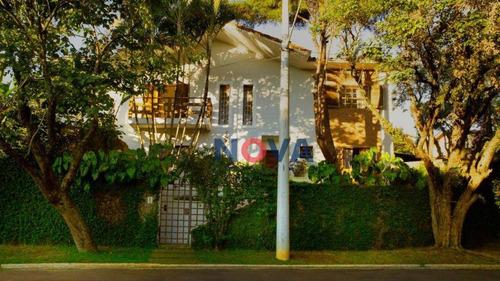 Imagem 1 de 23 de Casa Com 4 Dormitórios À Venda, 200 M² Por R$ 1.450.000,00 - San Diego Park - Cotia/sp - Ca2056