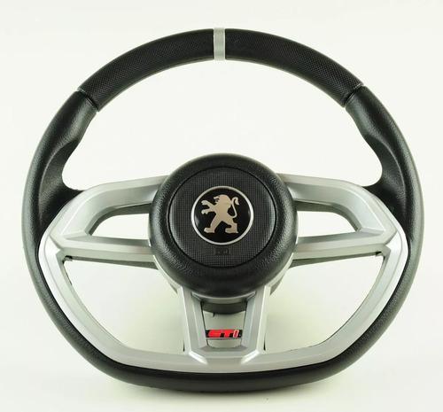 Imagen 1 de 6 de Volante Peugeot 306 - 1993 Hasta 2002 ( Gris )  + Obsequio