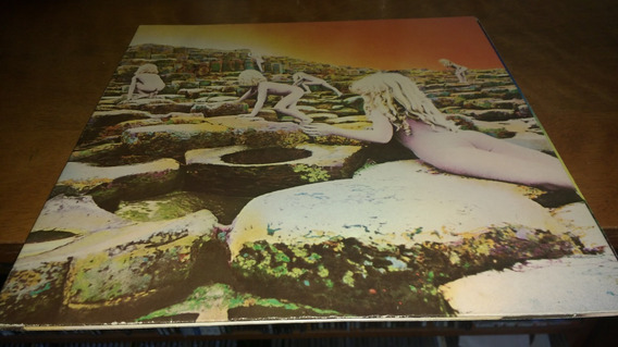 Led Zeppelin Houses Of The Holy Lp Usa 70s