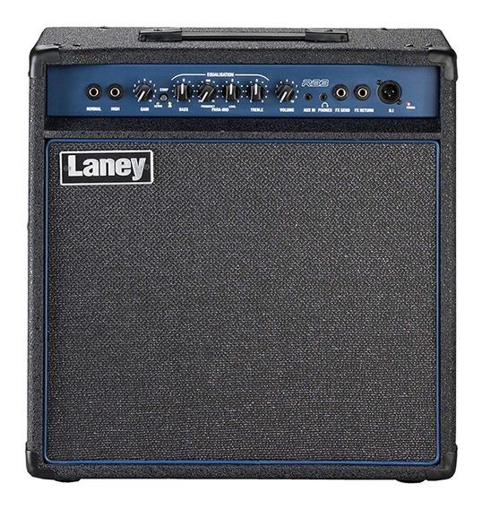 Amplificador De Bajo Laney Rb3 Richter S 65 Watts