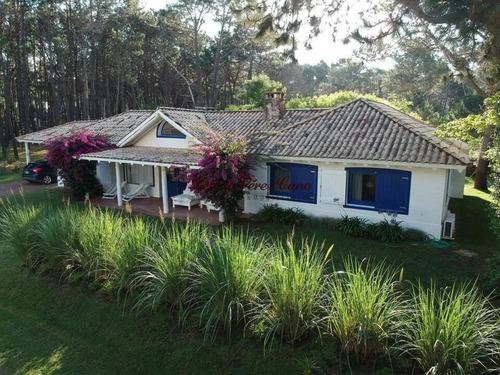 Alquiler Casa En Laguna Blanca , Manantiales 3 Dormitorios - Ref: 18915