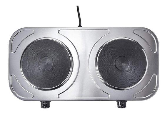Fogão cooktop elétrico Agratto FM aço inoxidável 220V
