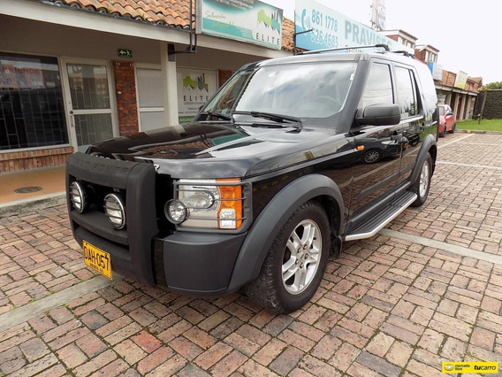 Land Rover Discovery 3 Hls At 4.0cc Aa