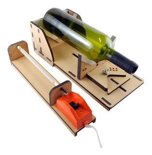 Maquina Para Cortar Botellas De Vidrio - Original®