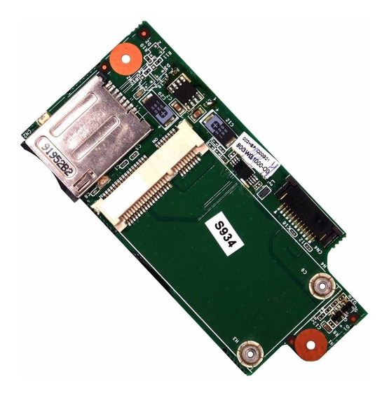 Placa Filha Wireless E Leitor De Cartão 35gwg1000-c0 (9319)