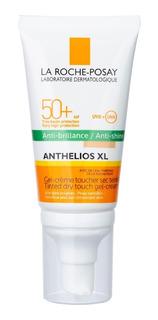 La Roche Posay Anthelios Protector Solar Fps50 Gel Crema Toque Seco Con Color Pieles Grasas