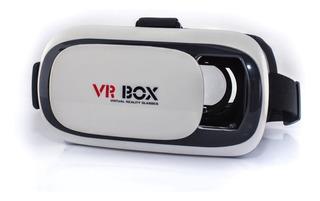 Lentes De Realidad Aumentada Virtual 3d Vr Box Originales