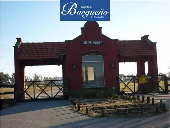 Lote En Venta - Los Palenques - Manzanares, Pilar