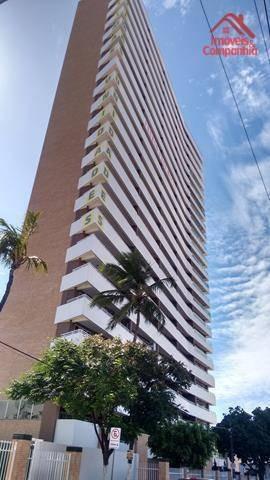 Apartamento Com 3 Dormitórios À Venda, 84 M² - Praia De Iracema - Fortaleza/ce - Ap1601
