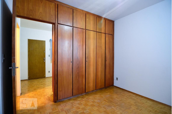 Apartamento No 9º Andar Com 1 Dormitório E 1 Garagem - Id: 892962775 - 262775