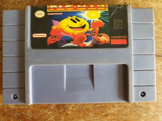 Pac - Man Snes