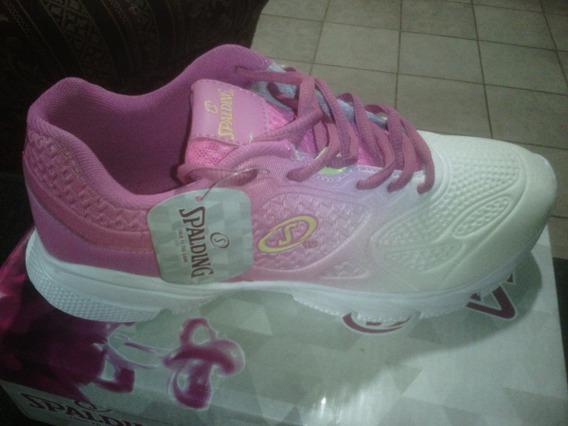 Zapato Deportivo Para Dama Nro.38