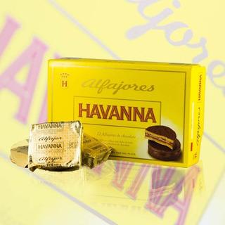2cajas De 12 Alfajores Havanna+2 Caja De Galletitas De Limon