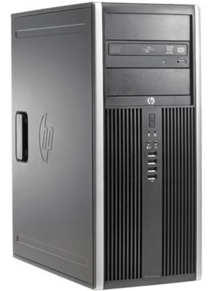Computador Hp Phenom Il X2 2.2ghz 4gb Hd 320gb Windows 7