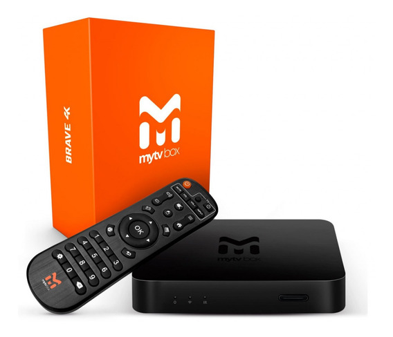 Mytv Box Wifi/hdmi/usb Ultra Hd 4k Bivolt