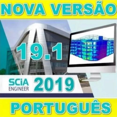 Scia Engineer 2019 - 19.1 Nbr 6118 8800 14762 #-# Full