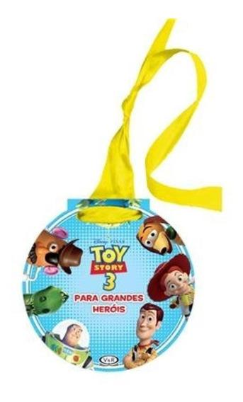 Toy Story 3 - Para Grandes Heróis - Disney