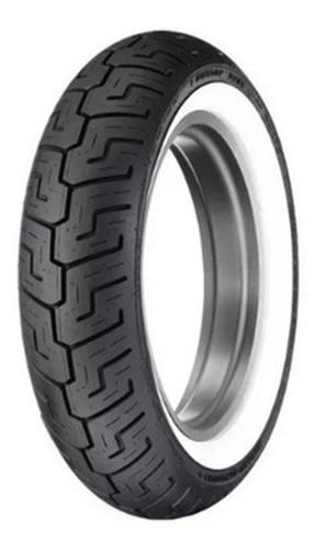 Neumático 150/80 R16 Dunlop D-404 Banda Blanca