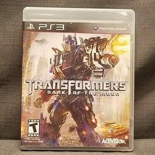 Transformers Dark Of The Moon Ps3 Oferta