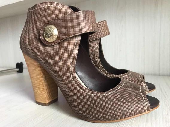 Sapato Feminino Loucos & Santos Tam 35