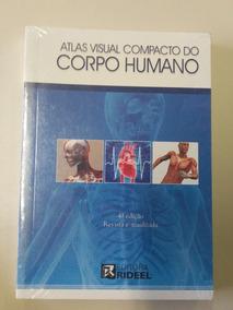 Livro Atlas Visual Do Corpo Humano Novo E Lacrado