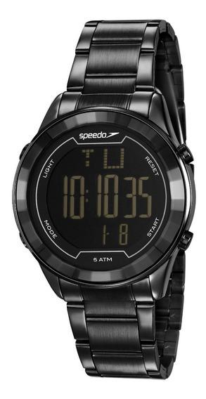 Relógio Speedo Feminino 15010lpevpe3 Digital Preto