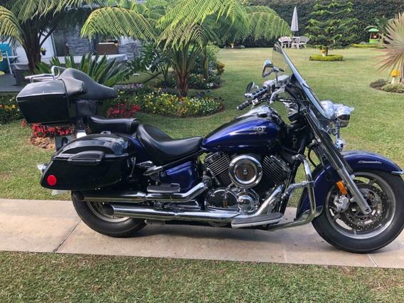 Yamaha Xvs 1100 Custom - Azul
