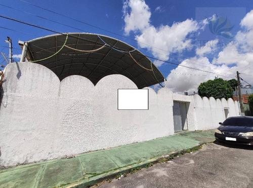 Imagem 1 de 12 de Casa Com 3 Dormitórios À Venda, 134 M² Por R$ 750.000,00 - Cidade Dos Funcionários - Fortaleza/ce - Ca0983