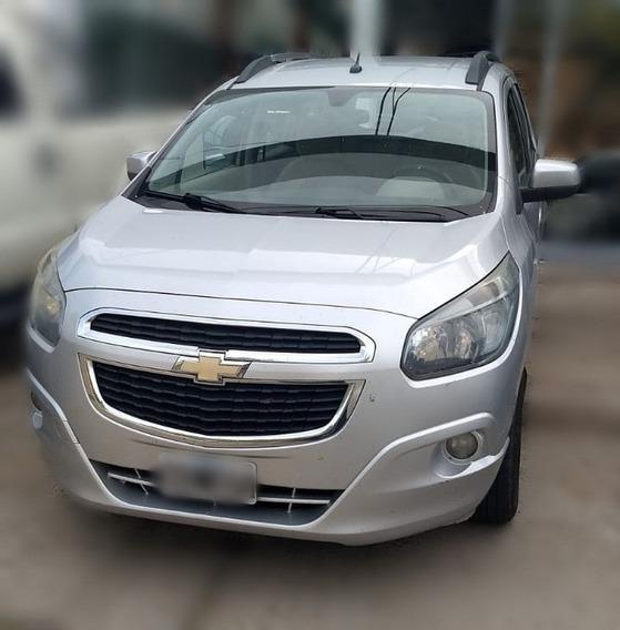 Chevrolet Spin Ltz 1.8 Mt