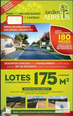 Terreno Residencial À Venda, Laranjeiras, Caieiras. - Te0024