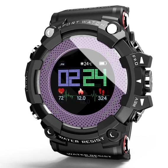 Lokmat Mk23 Inteligente Relógio Inteligente Esporte Lcd 50m