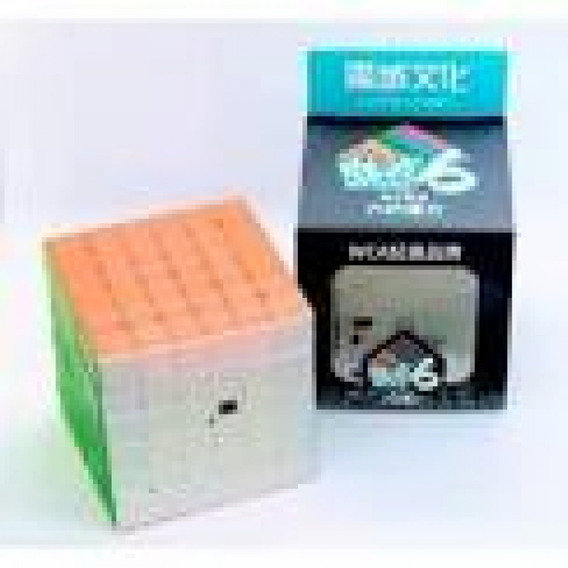 Cubo Magico 6x6 Stickerless