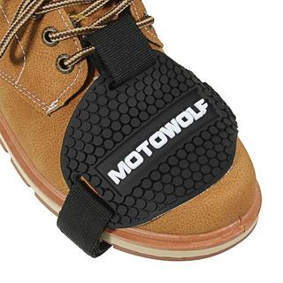 Funda Protector Calzado Zapatos Palanca Cambios Motocicleta