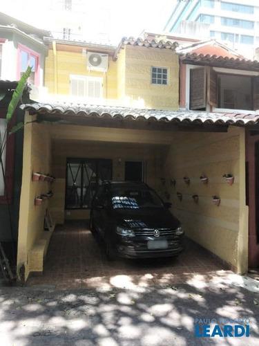 Casa Assobradada - Jardim Paulista - Sp - 618271
