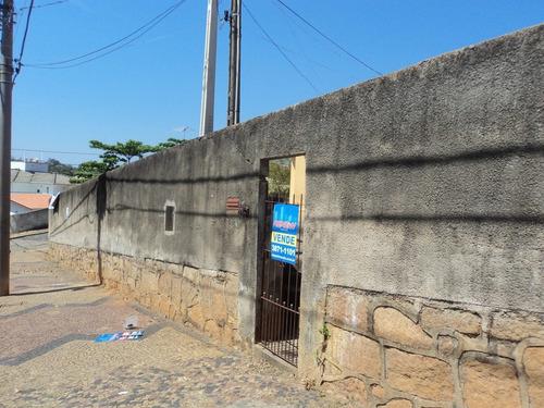 Terreno À Venda, Vila São Cristóvão - Valinhos/sp - 10316