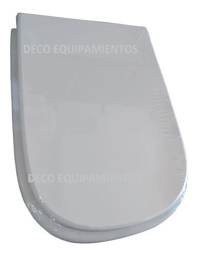 Tapa Laqueada Para Inodoro Water Rectangular