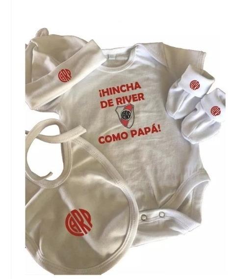 River Plate Ajuar Completo Para Bebés La Mejor Calidad