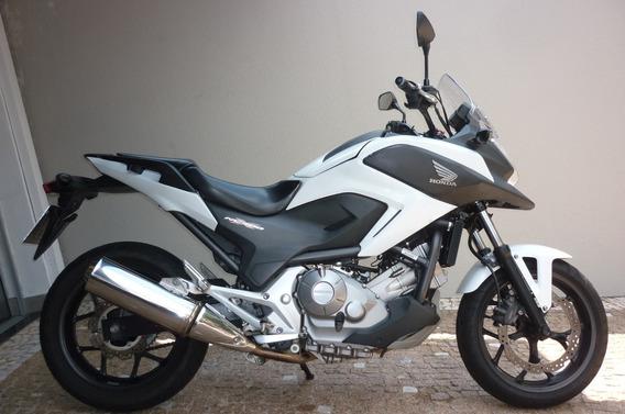 Honda Nc 700 X - Roda Brasil - Campinas